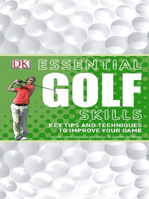 cover image of Essential Golf Skills