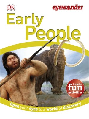 cover image of Early People: Open Your Eyes to a World of Discovery