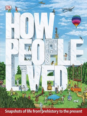 cover image of How People Lived