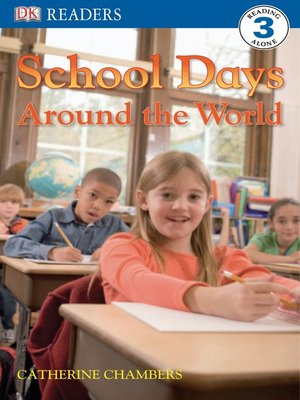 cover image of School Days Around the World