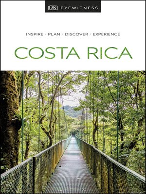 cover image of DK Eyewitness Travel Guide Costa Rica
