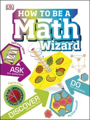 cover image of How to be a Math Wizard
