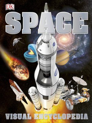 cover image of Space Visual Encyclopedia