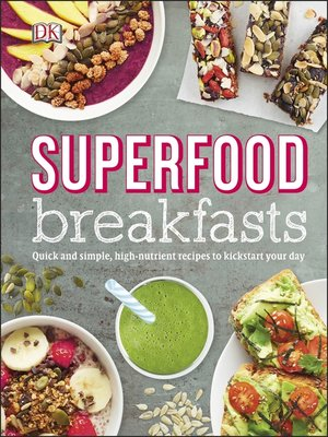 cover image of Superfood Breakfasts