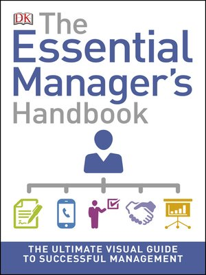 cover image of The Essential Manager's Handbook