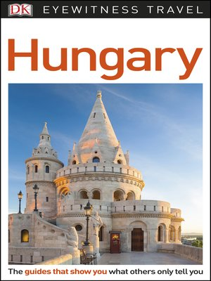 cover image of DK Eyewitness Travel Guide - Hungary