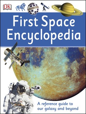cover image of First Space Encyclopedia
