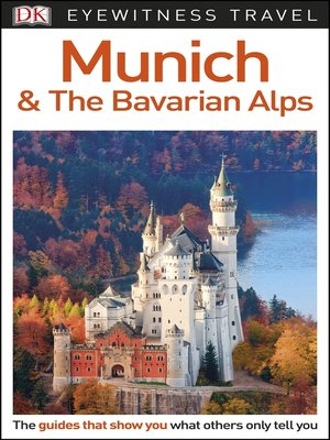 cover image of Munich & the Bavarian Alps