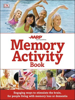 cover image of The Memory Activity Book