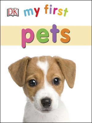 cover image of My First Pets