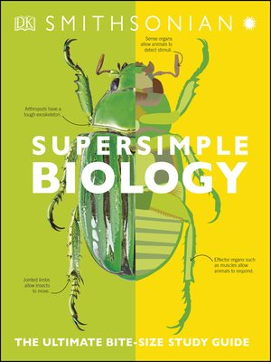 cover image of SuperSimple Biology