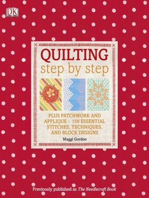 cover image of Quilting Step by Step