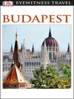 cover image of DK Eyewitness Travel Guide: Budapest