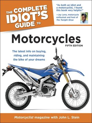 cover image of The Complete Idiot's Guide to Motorcycles