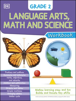 cover image of Language Arts, Math, and Science: Grade 2