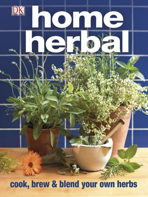 cover image of Home Herbal