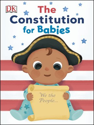 cover image of The Constitution for Babies