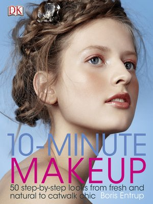 cover image of 10-Minute Makeup
