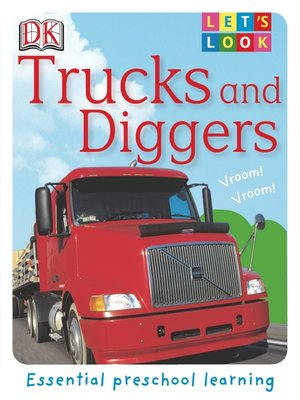 cover image of Trucks and Diggers
