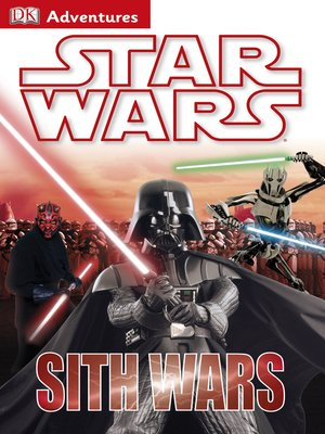 cover image of Star Wars: Sith Wars