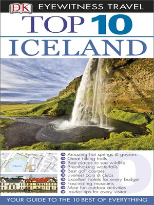 cover image of Top 10 Iceland