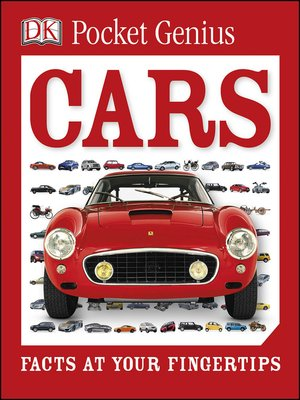 cover image of Cars: Facts at Your Fingertips