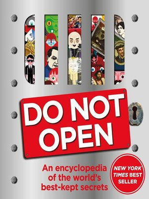 cover image of Do Not Open