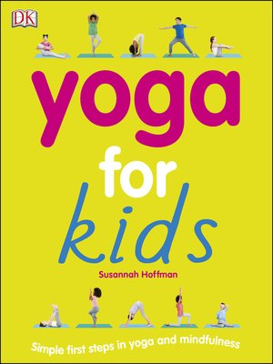 cover image of Yoga For Kids