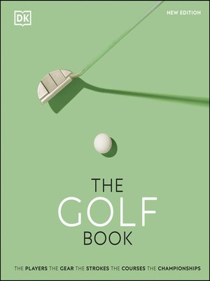 cover image of The Golf Book