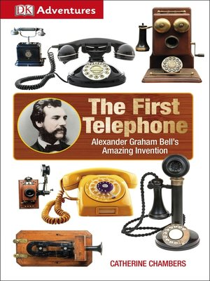 cover image of The First Telephone