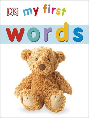 cover image of My First Words
