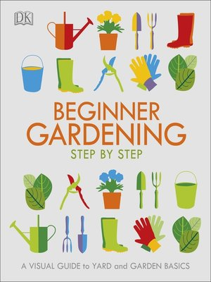 cover image of Beginner Gardening Step by Step