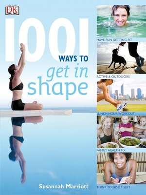 cover image of 1001 Ways To Get In Shape