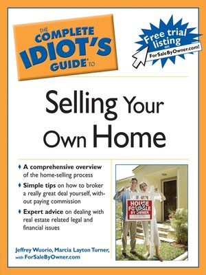 guide to selling your own home