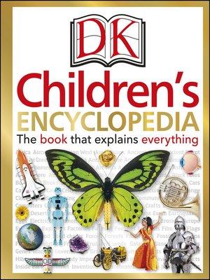 cover image of DK Children's Encyclopedia