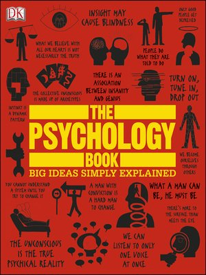 cover image of The Psychology Book