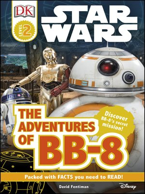 cover image of Star Wars: The Adventures of BB-8