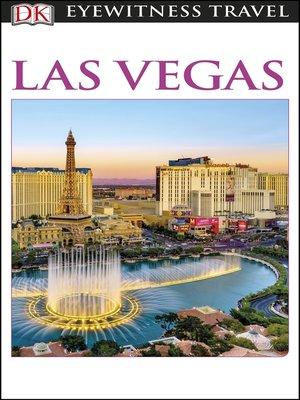 cover image of DK Eyewitness Travel Guide - Las Vegas