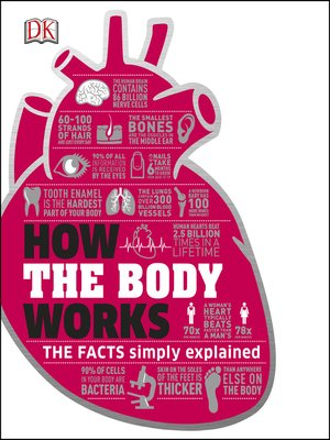 cover image of How the Body Works