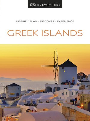 cover image of Greek Islands