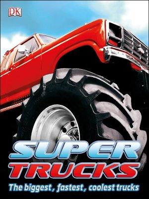 cover image of Super Trucks
