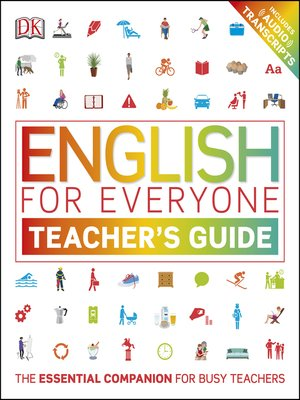 cover image of English For Everyone: Teacher's Guide