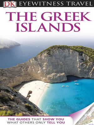 cover image of The Greek Islands