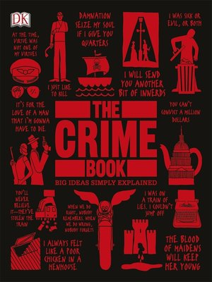 cover image of The Crime Book