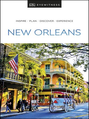 cover image of DK Eyewitness New Orleans