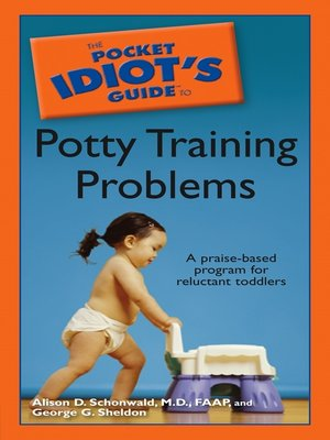 cover image of The Pocket Idiot's Guide to Potty Training Problems
