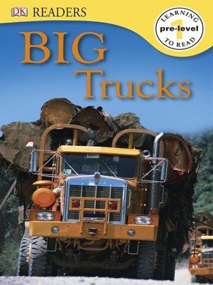 cover image of Big Trucks