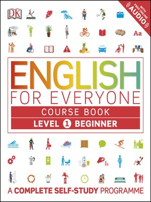 cover image of Level 1: Beginner, Course Book