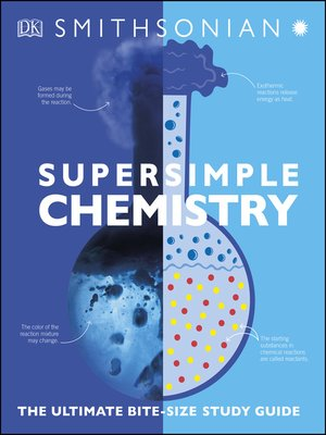 cover image of SuperSimple Chemistry