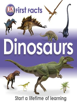 cover image of Dinosaurs